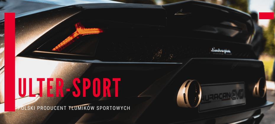 Ulter-Sport tłumiki w Lajt24